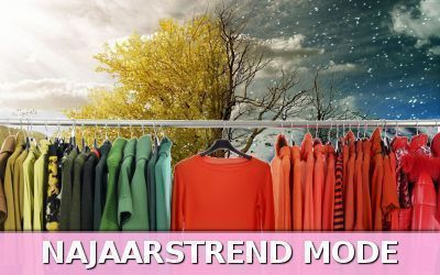 Najaarstrend, mode herfst winter